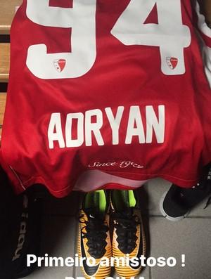 BLOG: Adryan faz o gol da vitória na primeira partida pelo Sion, da Suíça; assista