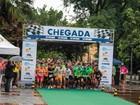 Corrida '10k Kampfer Running' é disputada em Águas de São Pedro