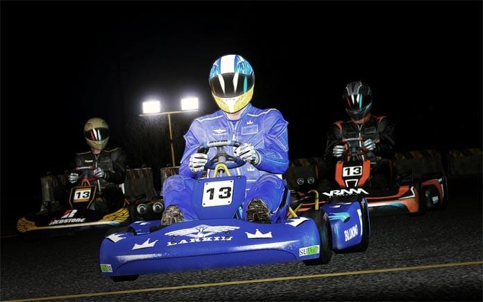 Arma 3 recebe DLC com corrida de karts (Foto: Divulgação)