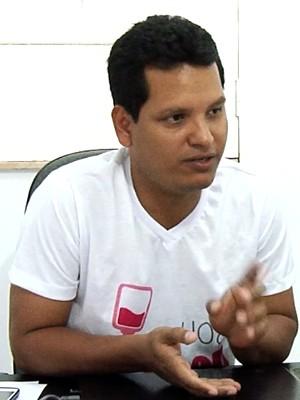 Secretário de Saúde admite que urgência esbarra na burocracia (Foto: Reprodução / TV Mirante)