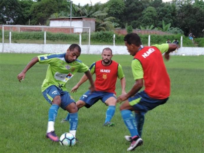 Sampaio Corrêa já se volta para jogo pelo Campeonato Maranhense, diante do São José (Foto: Sampaio /  Divulgação)