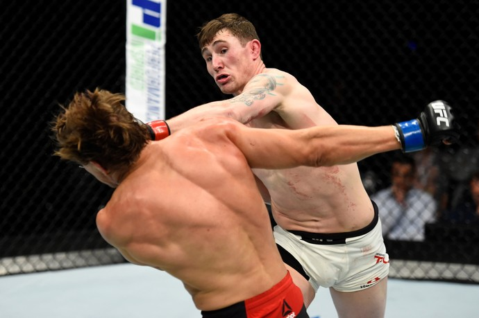 Darren Till x Bojan Velickovic UFC Roterdã (Foto: Getty Images)