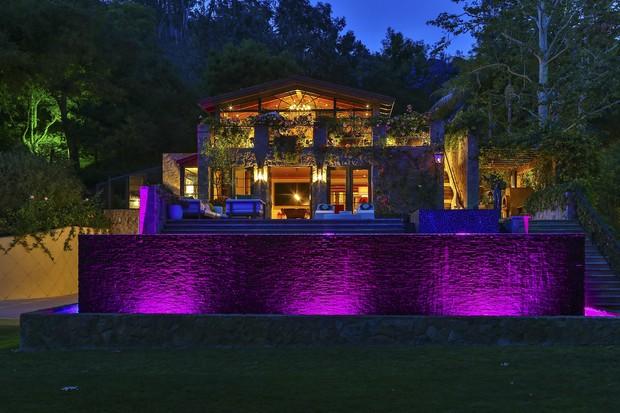 Nova mansão de Jennifer Lopez (Foto: The Grosby Group)