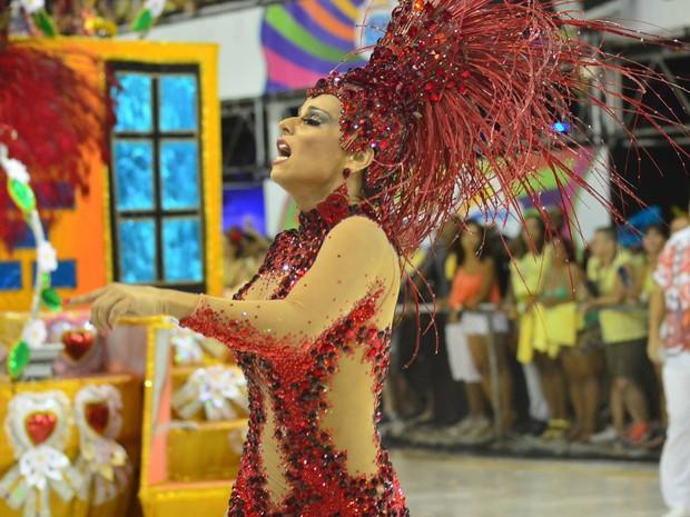 Desfile da Boa Vista (Foto: Mariany Rocha/ Gazeta Online)