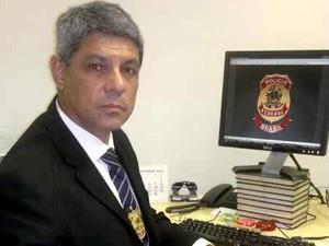 Delegado Polícia Federal Antônio Benício de Castro Cabral Divinópolis MG (Foto: Marco Túlio Lima/Arquivo pessoal)