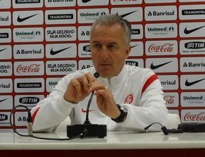 Dorival Júnior técnico Inter (Foto: Tomás Hammes / GLOBOESPORTE.COM)