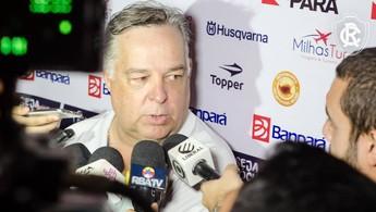 Josué Teixeira (Foto: Clube do Remo)