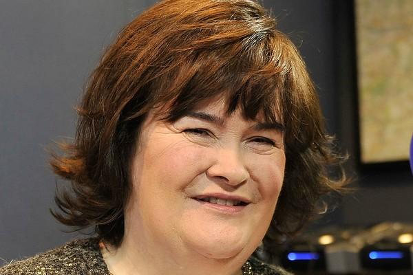 Susan Boyle. (Foto: Getty Images)