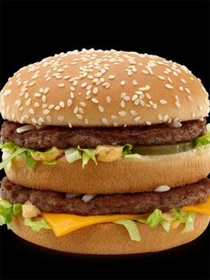 Big Mac (Foto: Divulgação)