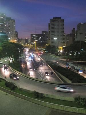 Rodízio de veículos vai ser suspenso a partir desta sexta (Foto: Paulo Toledo Piza/G1)