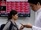 Bolsa de Tóquio fecha em alta de quase 8% nesta quarta-feira