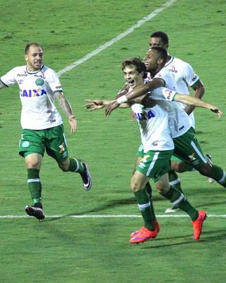 Hyoran Chapecoense (Foto: Cleberson Silva/Chapecoense)