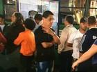 Motoristas e cobradores de ônibus fazem protestos em Ponta Grossa