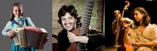 Música sem fronteiras Foz (Foto: Divulgação)
