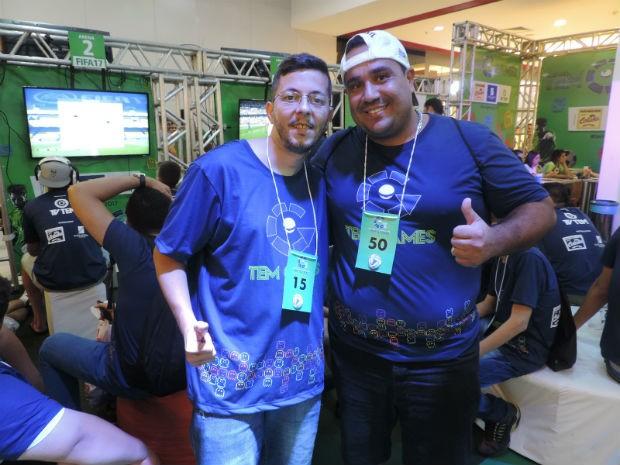 Evento consegue reunir participantes assíduos e fãs de carteirinha (Foto: Bruna Alves/G1)