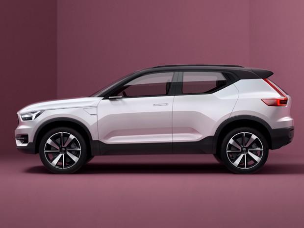 Volvo Concept 40.1 (Foto: Divulgação)