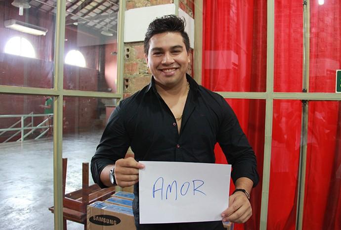 Márcio Cigano (Foto: Katiúscia Monteiro/ Rede Amazônica)