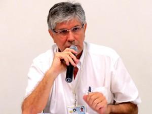 O superintendente do HC da Unicamp, João Batista de Miranda (Foto: Caius Lucilius / HC da Unicamp)