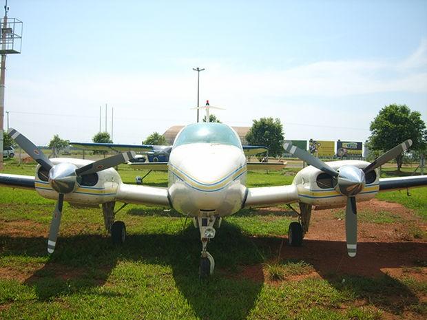 Operação cumpre mandados em cinco estados; aeronaves foram apreendidas. (Foto: Assessoria/ PF-MT)