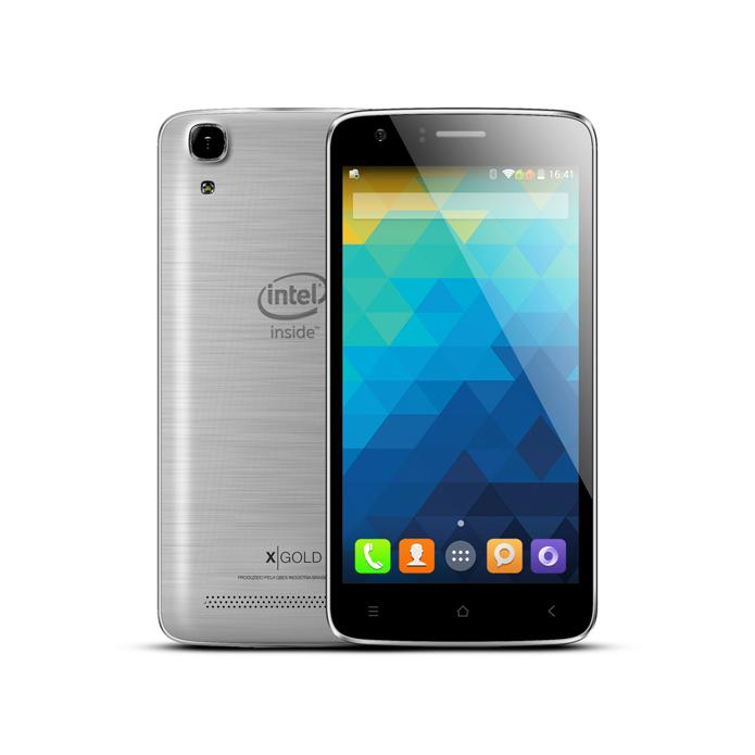 Além de processador da Intel, celulares têm tela de 5 polegadas e bateria para 8 horas de conversação (Foto: Divulgação/Qbex)