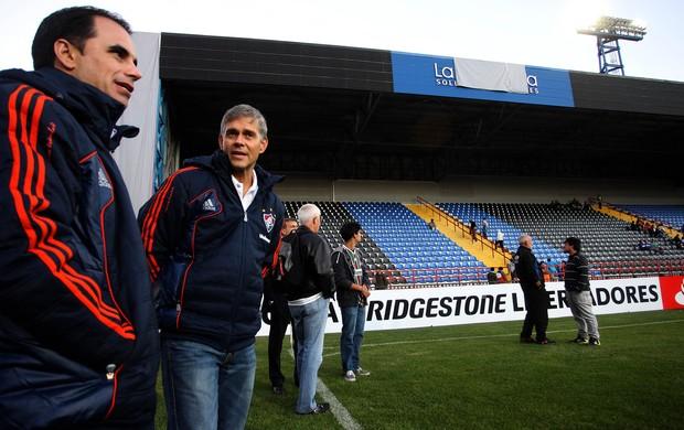 Peter Siemsen, Huachipato x Fluminense (Foto: Nelson Perez/Fluminense F.C.)