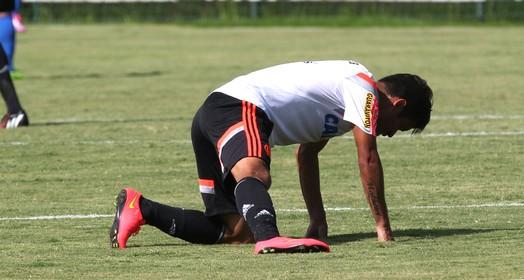 globo esporte (Gilvan de Souza / Flamengo)