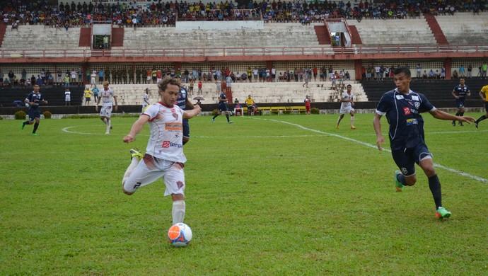 São Francisco x Gavião (Foto: Weldon Luciano/GloboEsporte.com)