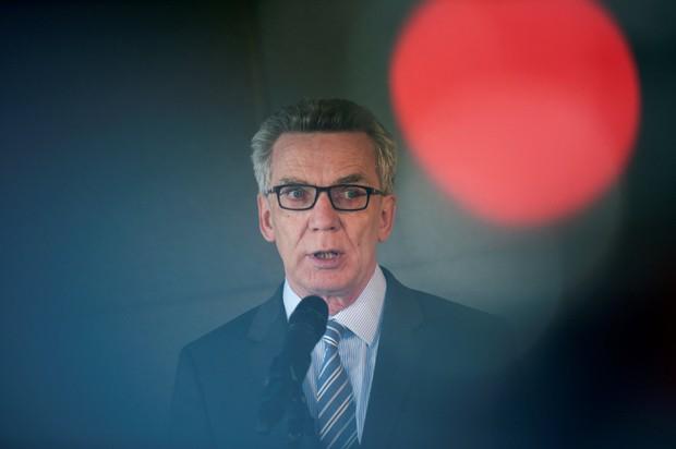 Ministro alemão do Interior disse que pode se tratar de 'célula adormecida' (Foto: Stefanie Loos/Reuters)
