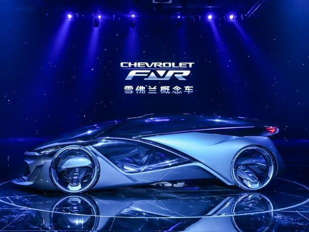 GM Chevrolet FNR foi revelado em Xangai (Foto: Divulgação)
