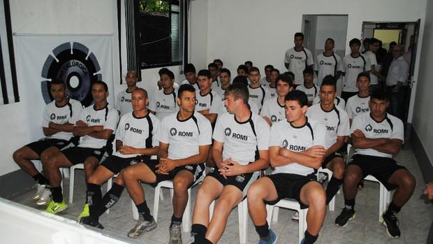 União Barbarense Leão da Treze Elenco (Foto: Marcos Maracanã / Diário SBO)