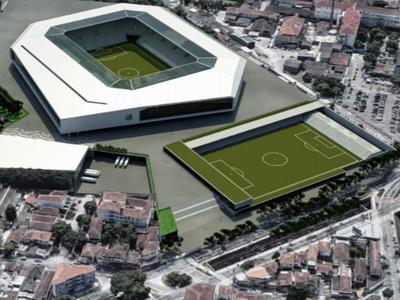 Arena - Santos (Foto: Divulgação/Conexão 3)