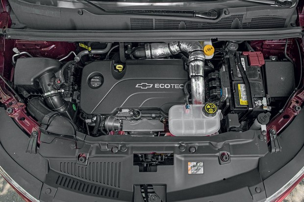 Motor 1.4 turbo nunca havia sido associado ao Tracker vendido no Brasil (Foto: Marcos Camargo/Autoesporte)