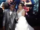 Veja fotos do casamento de Neném e Thaís em São Paulo