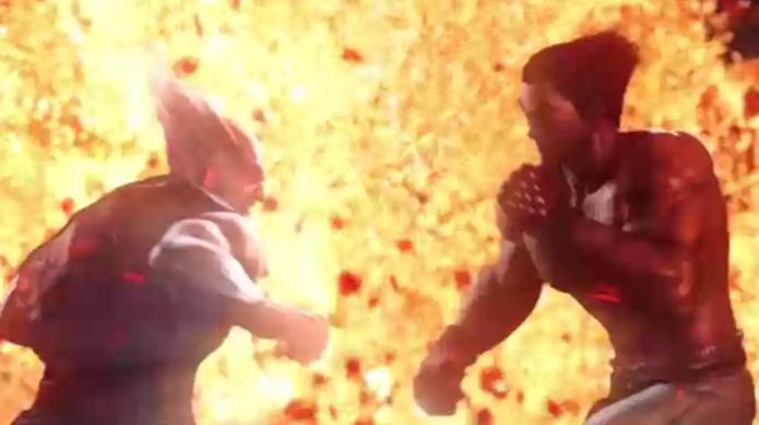 Tekken 7: Novo trailer mostra abertura do game para fliperamas (Foto: Reprodução/YouTube) (Foto: Tekken 7: Novo trailer mostra abertura do game para fliperamas (Foto: Reprodução/YouTube))