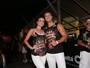 Kamilla e Eliéser desfilam pela Vila Maria: 'Não viemos para aparecer'