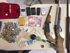 Polícia desarticula esquema de tráfico de drogas no sudeste do Pará
