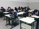 Prova mede o ensino fundamental na rede municipal de Santos, SP