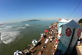 Circuito Santos de Surfe ser� realizado nesta quarta-feira, no Quebra-Mar