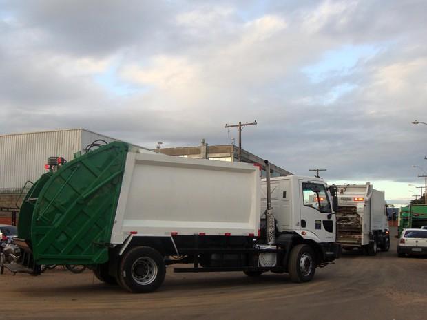 belém ambiental coleta de lixo porto alegre RS (Foto: Cibele Carneiro/Divulgação PMPA)