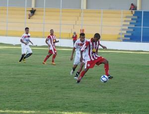 Flamengo-PB 1 x 2 Esporte de Patos (Foto: Larissa Keren)