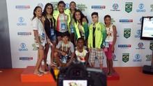 TV Cabo Branco e Globo marcam presença nos Jogos Escolares 2016 (Daniel Sousa/TV Cabo Branco)
