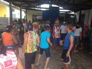 Festa reuniu moradores do bairro Jesus de Nazaré e outros pontos da capital (Foto: Jéssica Alves/G1)