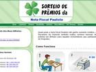 Moradora de Jandira leva R$ 1 milhão em sorteio da Nota Fiscal Paulista