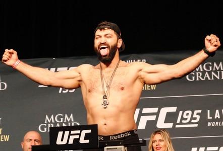Andrei Arlovski; UFC 195 (Foto: Evelyn Rodrigues)