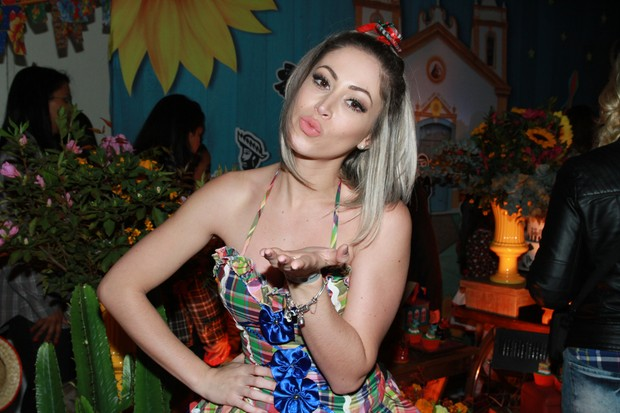 Carol Narizinho (Foto: Amauri Nehn/Brazil News)