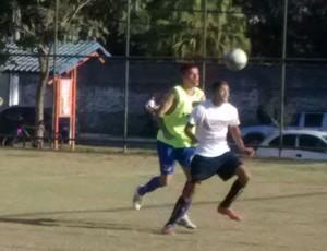 Barra Mansa venceu Aero Clube por 5 a 0 (Foto: Guto Silva/BMFC)