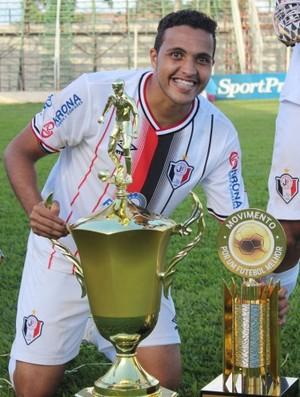 Thiago Medeiros Joinville (Foto: José Carlos Fornér/JEC)