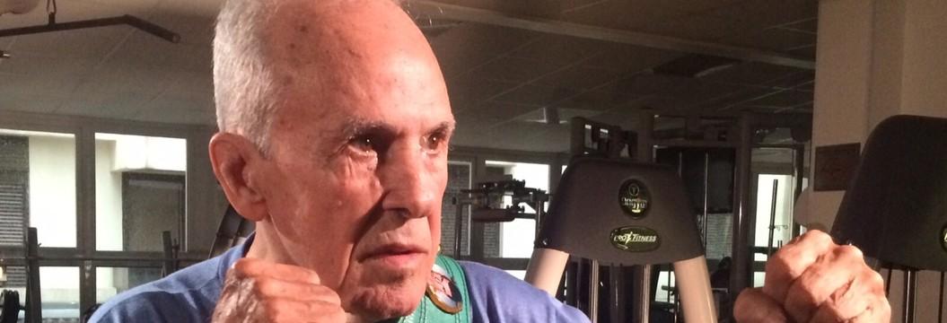 Filme vai contar a história do ex-boxeador Éder Jofre (Guilherme Roseguini)