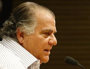 Odílio Rodrigues vice-presidente Santos  (Foto: Foto: Ricardo Saibun / Divulgação Santos FC )