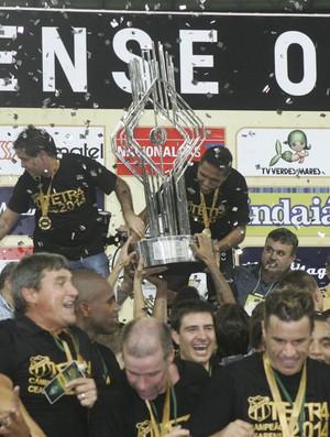 Com empate emocionante, Ceará conquista tetracampeonato estadual (Foto: Bruno Gomes/ Agência Diário )